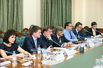 Round table on new technologies