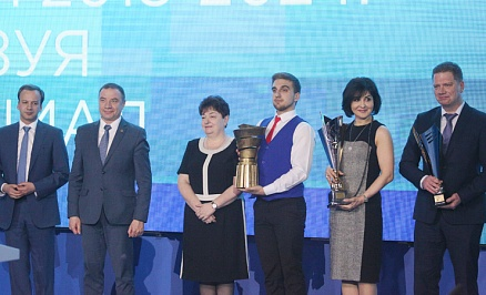 SPD Wins the Gastev Cup Productivity Leaders Competition