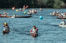 SPD Supported International Kayak Race